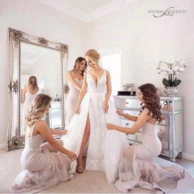 Bridesmaid Mobile Spray Tanning Sans Souci